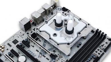 EKWB Releases Monoblock for MSI Z170A XPOWER Gaming Titanium Motherboard EKWB, monoblock, watercooling 14