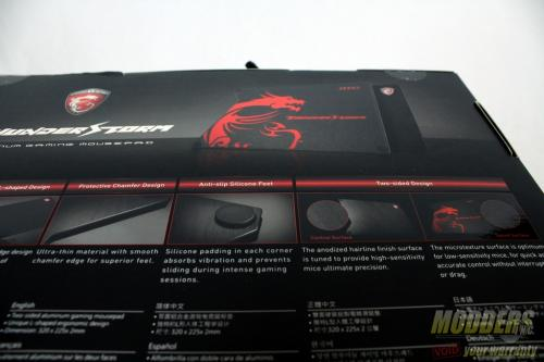 MSI ThunderStorm Review: Your Desk on Top of Desk Gaming, MousePad, MSI, thunderstorm 6