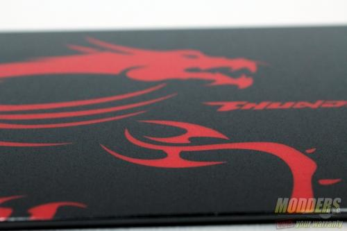 MSI ThunderStorm Review: Your Desk on Top of Desk Gaming, MousePad, MSI, thunderstorm 8