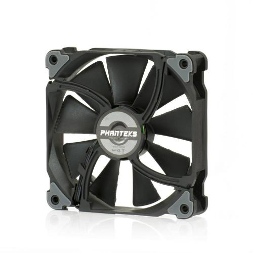 Phanteks Premium MP and SP Series Fans Launched black, cooling, f120mp, f140mp, f140sp, f200sp, Fans, phantkes 6
