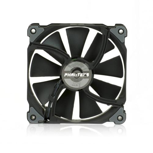 Phanteks Premium MP and SP Series Fans Launched black, cooling, f120mp, f140mp, f140sp, f200sp, Fans, phantkes 8