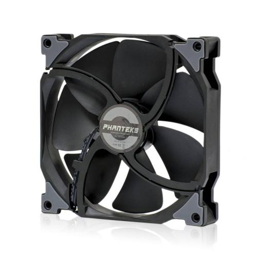 Phanteks Premium MP and SP Series Fans Launched black, cooling, f120mp, f140mp, f140sp, f200sp, Fans, phantkes 3