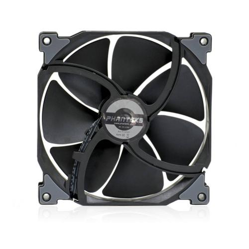 Phanteks Premium MP and SP Series Fans Launched black, cooling, f120mp, f140mp, f140sp, f200sp, Fans, phantkes 4
