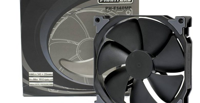 Photo of Phanteks Premium MP and SP Series Fans Launched