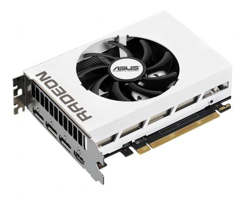 ASUS R9 Nano White Edition Video Card Surfaces AMD, ASUS, r9 nano, Radeon, Video Card 2