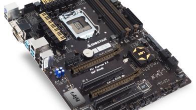 Biostar Z170Z5 Hi-Fi Supports DDR3 and DDR4 Memory hi-fi