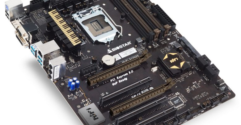 Photo of Biostar Z170Z5 Hi-Fi Supports DDR3 and DDR4 Memory