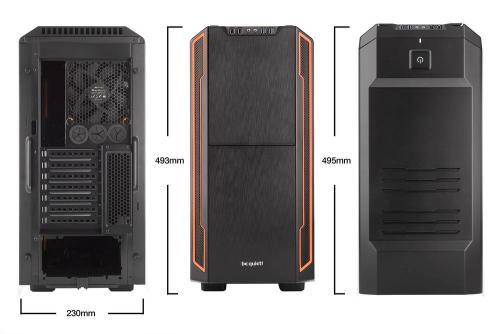 be quiet! Announces Silent Base 600 Mid-Tower Case be quiet!, Case, Chassis, Mid Tower, silent base 600