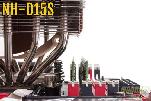 Noctua NH-D15S CPU Cooler Review: How the Best Got Better air, cooling, CPU Cooler, Fan, nf-a15, nh-d15s, Noctua, nt-h1 8