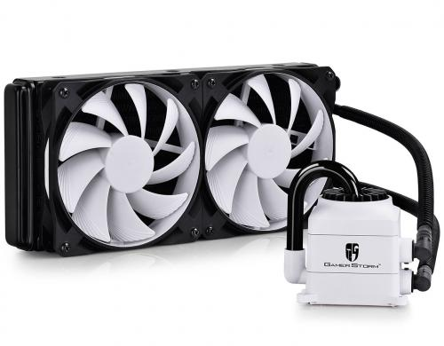 Deepcool Captain 240 Now Available In White (+ Facebook GIVEAWAY) dccapwht01