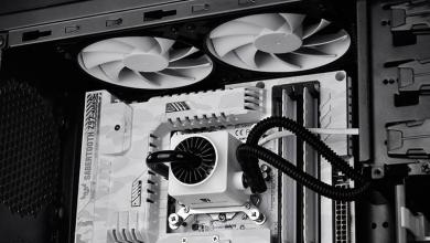 Deepcool Captain 240 Now Available In White (+ Facebook GIVEAWAY) captain 240, Deepcool, facebook, giveaway, tf120, white
