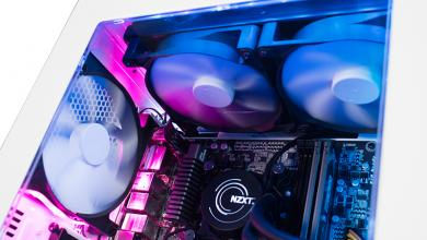 Photo of NZXT HUE+ RGB LED Lighting Kit Launched