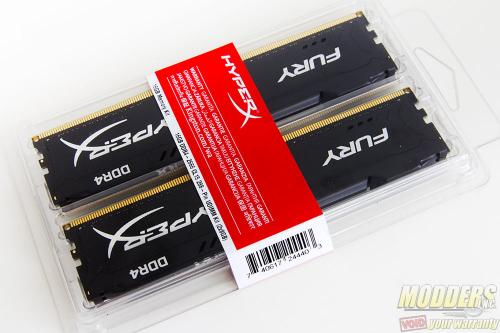 HyperX Fury 2666MHz CL15 HX426C15FBK2 2x8GB DDR4 Review: Fast and Furious 2666, cl15, ddr4, Kingston, sk hynix, skylake, z170 1