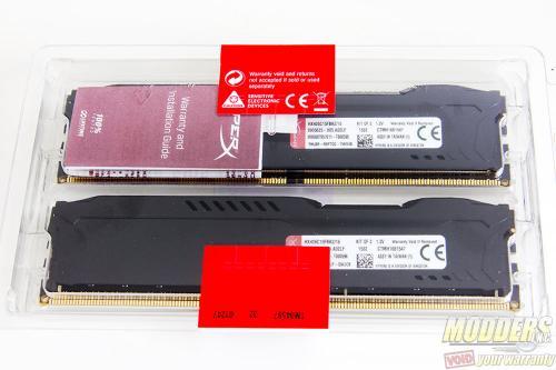 HyperX Fury 2666MHz CL15 HX426C15FBK2 2x8GB DDR4 Review: Fast and Furious 2666, cl15, ddr4, Kingston, sk hynix, skylake, z170 2