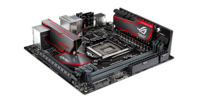 Photo of ASUS Announces RoG Maximus VIII Impact Mini-ITX Motherboard