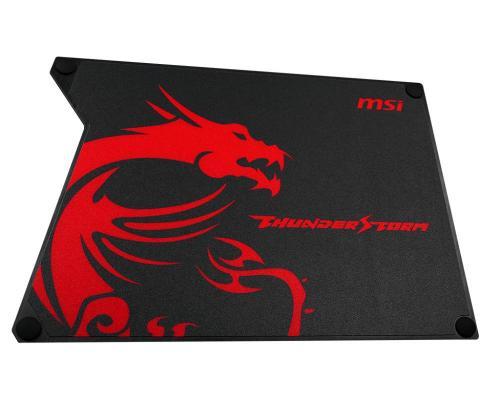 MSI Releases Thunderstorm Aluminum Mousepad aluminum, Gaming, MousePad, MSI, thunderstorm 1
