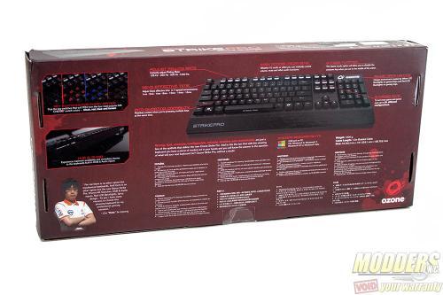 Ozone Strike Pro Keyboard Review: Clarity of Purpose backlight, cherry mx, led, mechanical, Ozone, strike pro