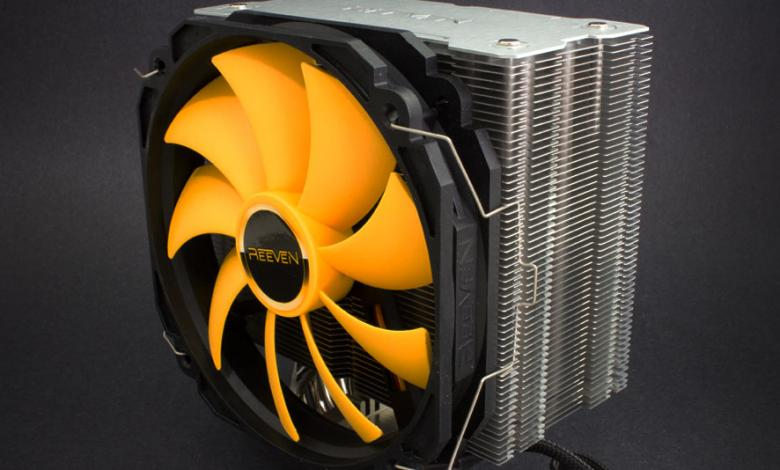 Photo of Reeven Ouranos CPU Cooler Review: Size + Smarts