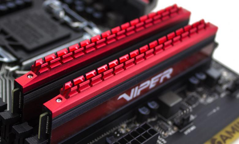 Photo of Patriot Viper 4 3400MHz CL16 PV48G340C6K 2x4GB DDR4 Review: Fast is the New Normal