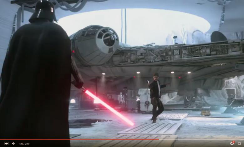 Photo of Star Wars Battlefront Gameplay Launch Trailer
