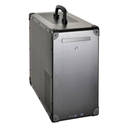 Lian Li PC-TU300 Takes ATX Portability to a New Level aluminium, aluminum, ATX, Case, lan party, portable, tu300 1