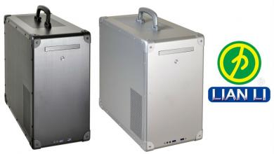 Photo of Lian Li PC-TU300 Takes ATX Portability to a New Level