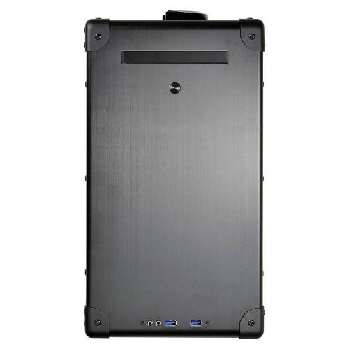 Lian Li PC-TU300 Takes ATX Portability to a New Level aluminium, aluminum, ATX, Case, lan party, portable, tu300 2