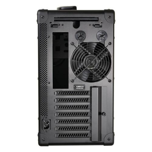 Lian Li PC-TU300 Takes ATX Portability to a New Level aluminium, aluminum, ATX, Case, lan party, portable, tu300 3