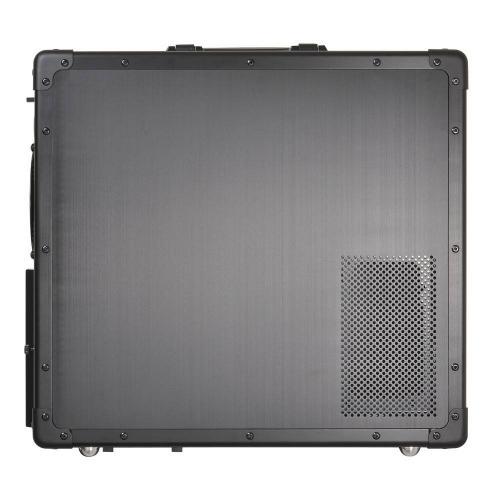 Lian Li PC-TU300 Takes ATX Portability to a New Level aluminium, aluminum, ATX, Case, lan party, portable, tu300 14
