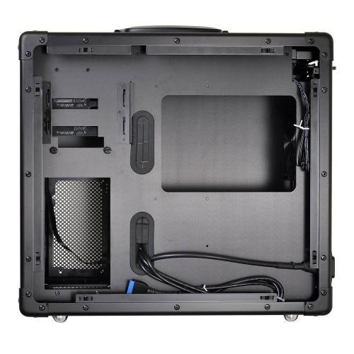 Lian Li PC-TU300 Takes ATX Portability to a New Level aluminium, aluminum, ATX, Case, lan party, portable, tu300 13