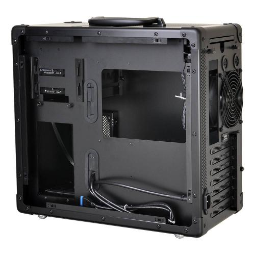 Lian Li PC-TU300 Takes ATX Portability to a New Level aluminium, aluminum, ATX, Case, lan party, portable, tu300 11