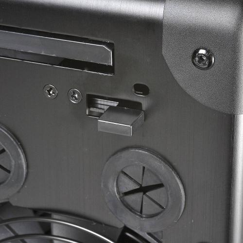 Lian Li PC-TU300 Takes ATX Portability to a New Level aluminium, aluminum, ATX, Case, lan party, portable, tu300 6