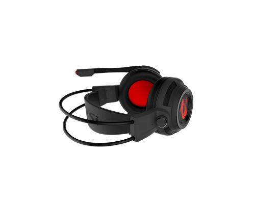 MSI Introduces DS502 7.1 USB Gaming Headset 7.1 surround, ds502, Headphones / Audio, Headset, MSI