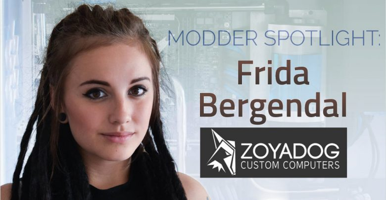 "Photo of Modder Spotlight: Frida ""Zoyadog"" Bergendal"