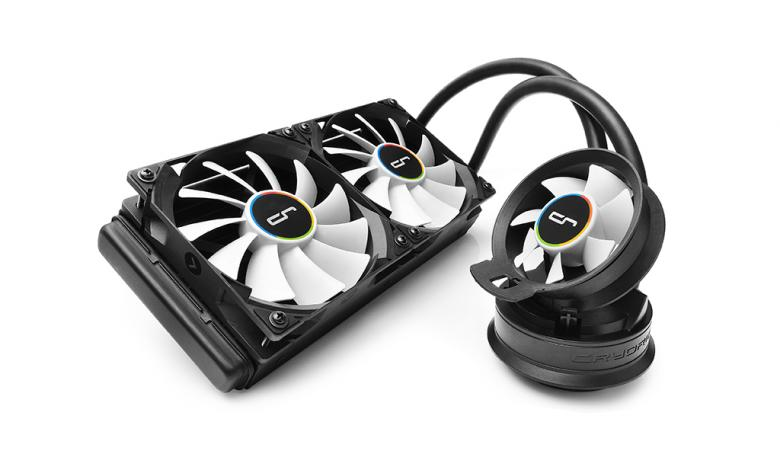 Photo of CRYORIG Launches A Series Hybrid Liquid Coolers