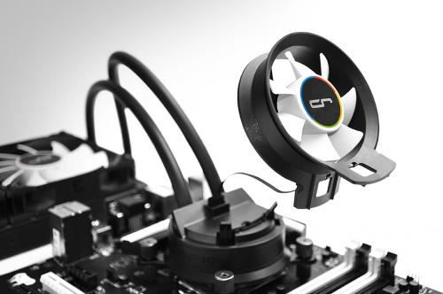 CRYORIG Launches A Series Hybrid Liquid Coolers AIO, asetek, cooling, CRYORIG 7
