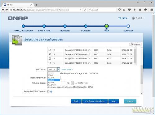 QNAP TS-563 Network Attached Storage Review 1 GB, 10 GB, NAS, network, QNAP, SATA 2