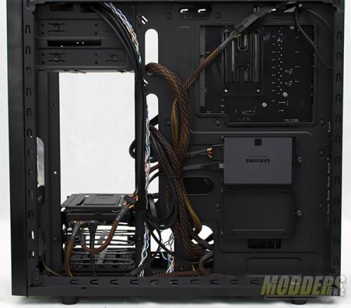 SilverStone Kublai KL05-W Case Review air cooling, Mid Tower, SilverStone, Water Cooling 8