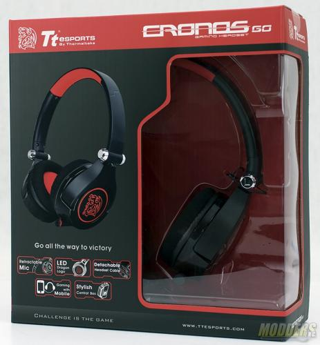 ThermalTake Cronos Go Gaming Headset Review Headset, led, on ear, thermatake, TteSports 1