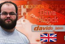 Modder Spotlight: Dave Alcock case modding, casemod, davidolabido, england, invitational, modder spotlight, orange, Thermaltake, uk