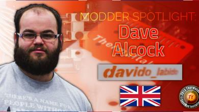 Photo of Modder Spotlight: Dave Alcock