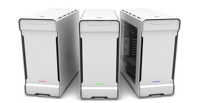 Photo of Phanteks Introduces Galaxy Silver Enthoo Evolv ATX Case