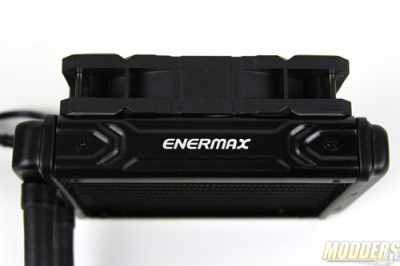 Enermax Liqmax II 120s: AIO Cooling At Its Best AIO, All In One CPU Cooler, Enermax, Enermax Liqmax II 120s, Liqmax II 240s, Water Cooling 9