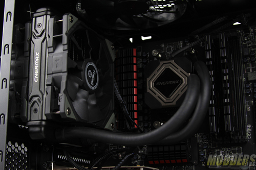 Enermax Liqmax II 120s: AIO Cooling At Its Best AIO, All In One CPU Cooler, Enermax, Enermax Liqmax II 120s, Liqmax II 240s, Water Cooling 3