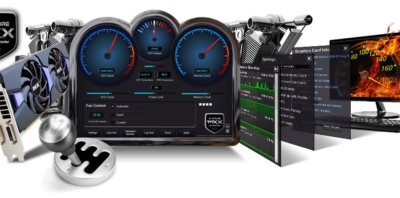 Photo of Sapphire TriXX 5.2.1 Now Supports HBM Overclocking