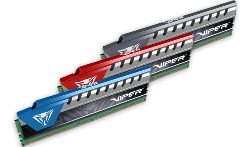 Photo of Patriot Viper Elite DDR4 Memory Announced