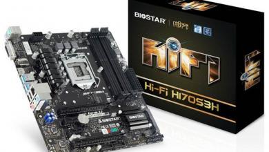 Biostar Hi-Fi H170S3H Motherboard Announced hi-fi