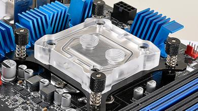 Photo of Lian Li Announces The CB-01 CPU Water Cooling Block In The US