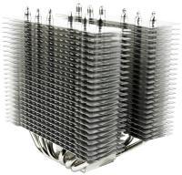 Twin-tower CPU Cooler Scythe FUMA Announced 120mm, CPU Cooler, fuma, Scythe, slip stream