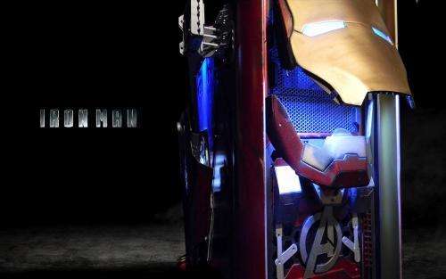 Modder Spotlight: Ron Lee Christianson blue horse studios, competition, featured, featured modder, invitational, modder spotlight, modding, rlc, ron lee christianson, Thermaltake, USA 6